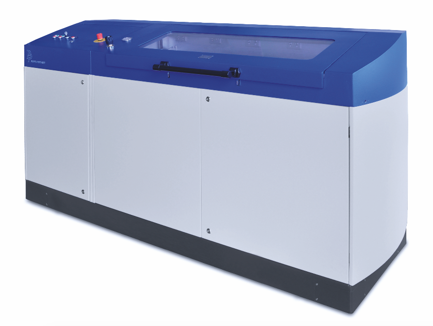 Universal automotive test stand with 4000 bar and climate chamber