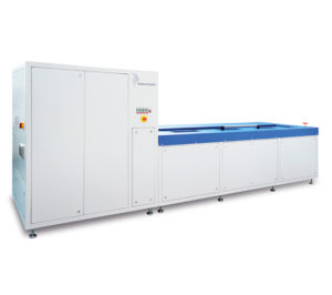 Burst Test Stand up to 4500 bar for tubes and hoses with large test chamber